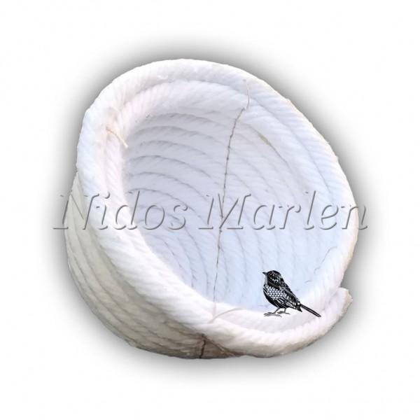 Nido de Algodón Ø 8cm